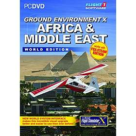 Ground Environment X: Africa-Middle East (PC)