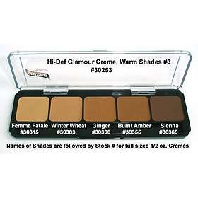 Graftobian High Definition Creme Palette