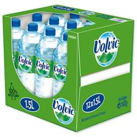 Volvic Water 1.5l 12-pack