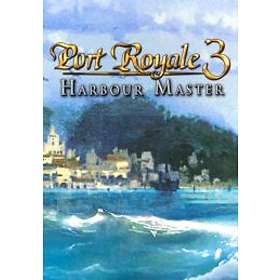 Port Royale 3: Pirates and Merchants - Harbour Master (PC)