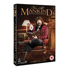 WWE - For All Mankind: The Life and Career of Mick Foley (UK)