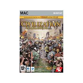 Civilization IV Expansion: Warlords (Mac)