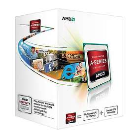 AMD A-Series A4-4000 3,0GHz Socket FM2 Box