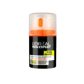 L'Oreal Men Expert Pure Power Anti-Imperfections Spot-Fighting Moisturizer 50ml