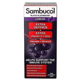 Sambucol Extra Defence 120ml