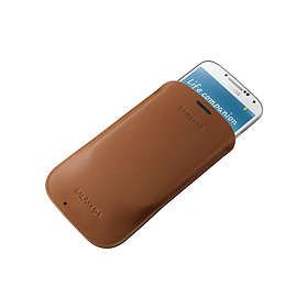 Samsung Leather Pouch for Samsung Galaxy S4