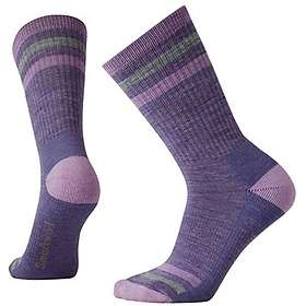 Smartwool Striped Hike Light Crew Sock (Naisten)