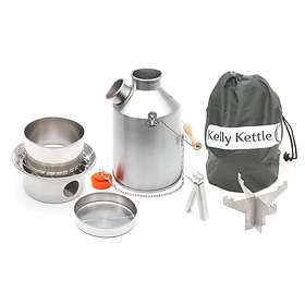 Kelly Kettle Scout S/Steel Ultimate Kit