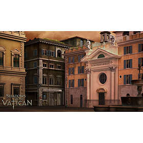 Shadows on the Vatican - Act I: Greed (PC)