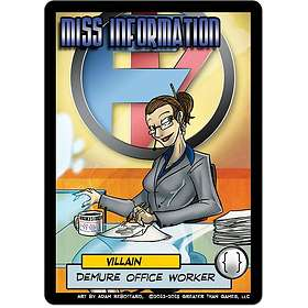 Sentinels of the Multiverse: Miss Information (exp.)