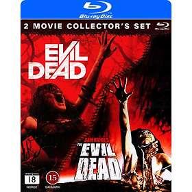 Evil Dead (2013) + Evil Dead (1981)