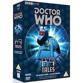 Doctor Who - K9 Tales - The Invisible Enemy / K9 and Company