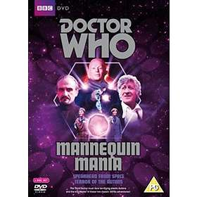 Doctor Who - Mannequin Mania Boxset