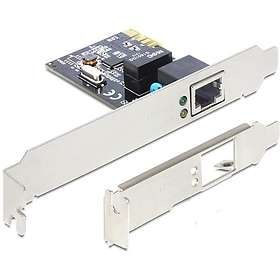 DeLock PCI Express Card to 1x Gigabit LAN (89357)