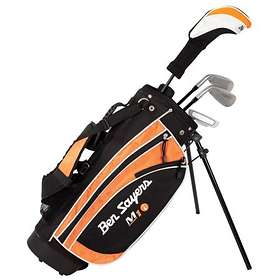 Ben Sayers M1i Junior (5-8 Yrs) with Carry Stand Bag