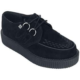 TUK Shoes Black Low Creeper (Naisten)