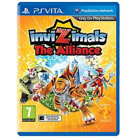 Invizimals: The Alliance (PS Vita)