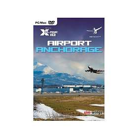 X-Plane 10: Airport Anchorage (PC)