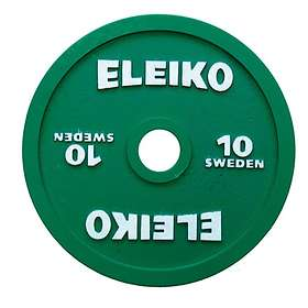 Eleiko IPF Powerlifting Competition Disc 10kg