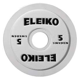 Eleiko IPF Powerlifting Competition Disc 5kg
