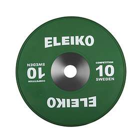Eleiko IWF Weightlifting Competition Disc 10kg