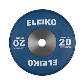 Eleiko IWF Weightlifting Competition Disc 20kg
