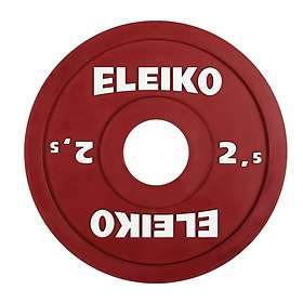Eleiko IWF Weightlifting Competition Disc 2.5kg