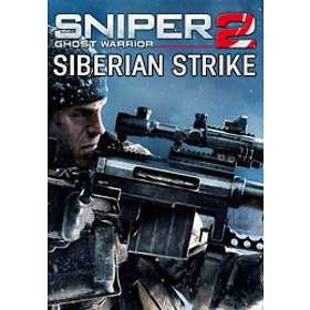 Sniper Ghost Warrior 2: Siberian Strike (Expansion) (PC)