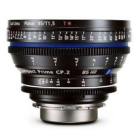 Zeiss Planar T* 85/1,5 CP.2 Compact Prime for Sony E
