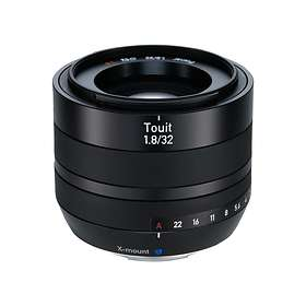 Zeiss Touit Planar T* 32/1,8 for Fujifilm X