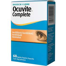 Bausch & Lomb Ocuvite Complete 60 Capsules