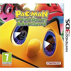 Pac-Man and the Ghostly Adventures (3DS)