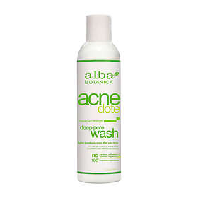 Alba Botanica ACNEdote Deep Pore Wash 175ml