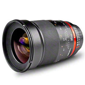 Walimex Pro 35/1.4 for Canon EF