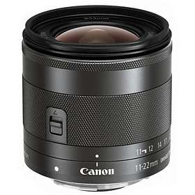 Canon EF-M 11-22/4,0-5,6 IS STM