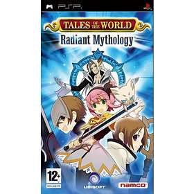 Tales of the World: Radiant Mythology (PSP)