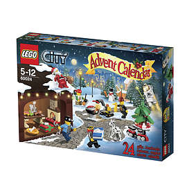 LEGO City 60024 Advent Calendar 2013