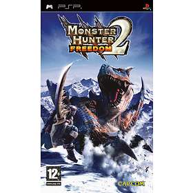 Monster Hunter Freedom 2 (PSP)
