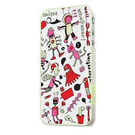 Muvit Doodle Total Protection for iPhone 4/4S