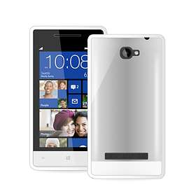 Puro Clear Cover for HTC 8S