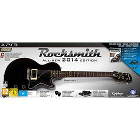 Rocksmith 2014 Edition (ml. Epiphone Les Paul Kitara) (PS3)