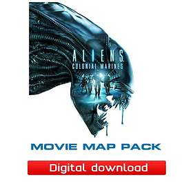 Aliens: Colonial Marines - Movie Map Pack (PC)