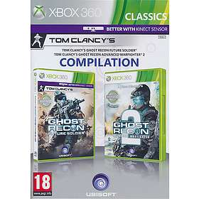 Tom Clancy's Ghost Recon: Future Soldier + Advanced Warfighter 2 (Xbox 360)