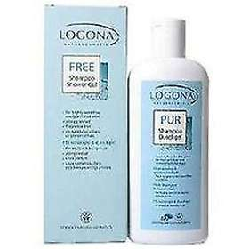 Logona Shampoo & Shower Gel 250ml