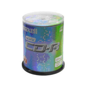Maxell CD-R 700MB 52x 100-pack Spindle