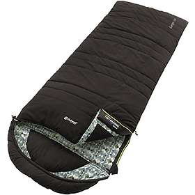Outwell   Unisex Outdoor Constellation Lux Sleeping Bag available in Brown Double