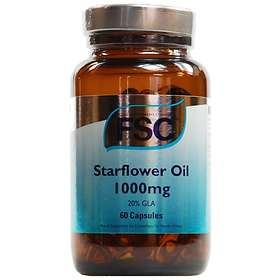 FSC Starflower Oil 1000mg 60 Capsules