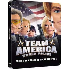 Team America: World Police - SteelBook (UK)