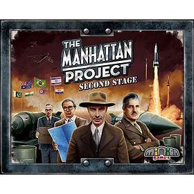 The Manhattan Project: Second Stage (exp.)