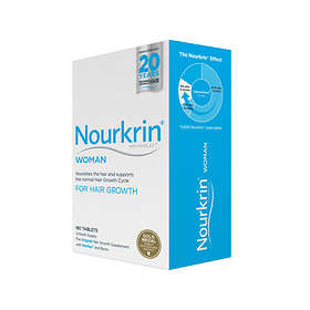 Nourkrin Extra Strength Hair Recovery Starter Pack 180 Tablets